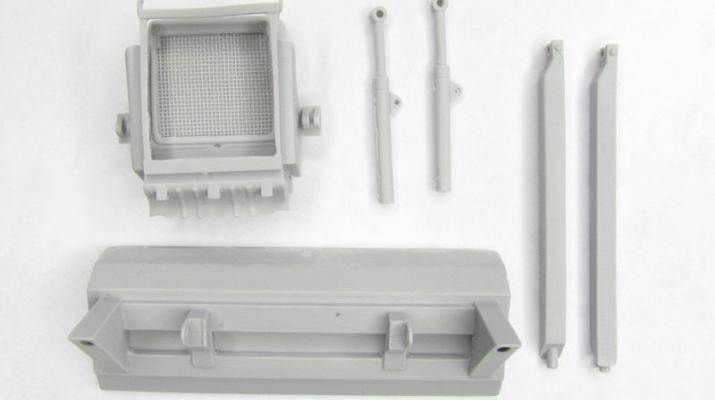 Набор для доработки ДТ-75 - отвал с двумя цилиндрами