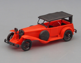 MERCEDES-BENZ (1928), red / black
