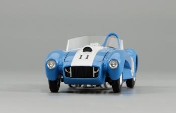 ЗИЛ 112С шасси #1 (1964), голубой
