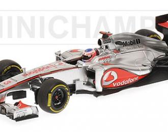 McLaren MERCEDES-BENZ Vodafone MP4-27 J.Button 2012