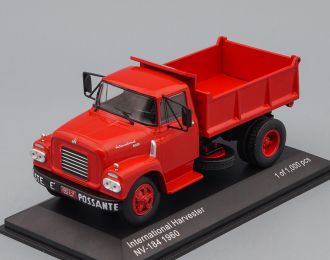 (Уценка!) INTERNATIONAL IHC NV-184 (самосвал) 1960 Red