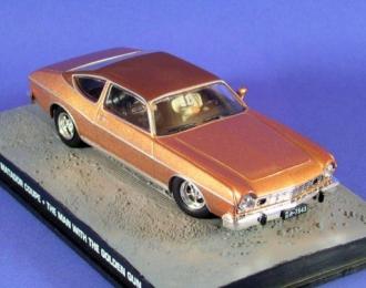 AMC Matador Coupe Bond 007 The man with the golden gun, gold