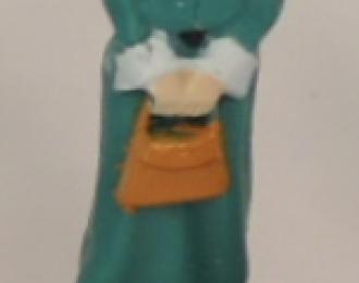 Фигурка Женщина в зеленом