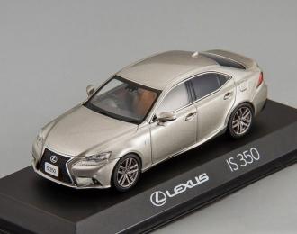 LEXUS IS350 F Sport, titanium