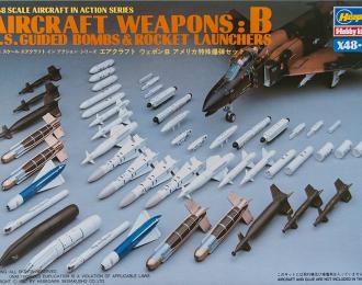 Сборная модель Боеприпасы AIRCRAFT WEAPONS B
