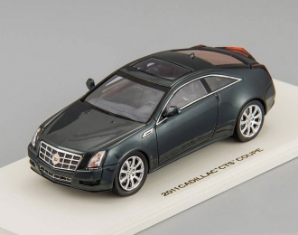 CADILLAC CTS Coupe (2011), thunder gray