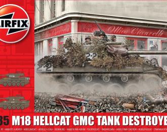 Сборная модель M18 Hellcat GMC Tank Destroyer