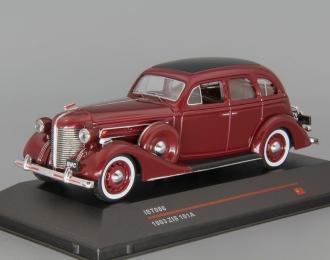 ЗИС 101А (1936), бордовый