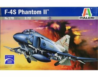 Сборная модель Самолет F-4S PHANTOM II
