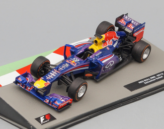 Red Bull RB9 2013 Себастьяна Феттеля, Formula 1 Auto Collection 8