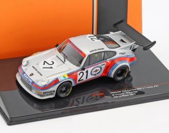 "PORSCHE 911 Carrera RSR 2.1 Turbo #21 ""Martini Racing Team"" 24h Le Mans 1974"