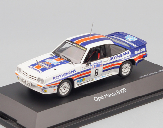 (Уценка!) OPEL Manta B 400 «Rothmans» №8 RAC Rally 1983, white