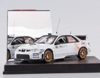 SUBARU Impreza WRC07 - #22 G.Jones/C.Jenkins