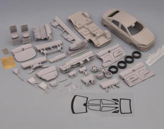 Сборная модель Lada Vesta седан