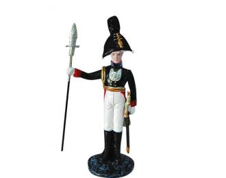 Фигурка Офицер лейб-гвардии Семеновского полка, 1802–1805