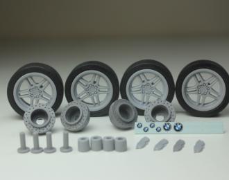Комплект колес #50 (BMW 37 Style)