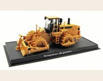 Kompaktor do gruntu, Maszyny Budowlane 16