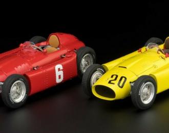 Lancia D50 Ascari & Ferrari D50