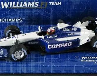 Williams BMW FW23 №6 (Juan-Pablo Montoya)