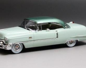 CADILLAC Series 62 Coupe de Ville 1956 Light Green/Metallic Green