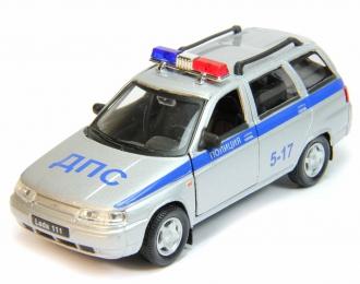 ВАЗ 2111 / LADA 111 Полиция, серебристый