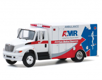 "INTERNATIONAL Durastar ""American Medical Response (AMR) Ambulance"" 2013"