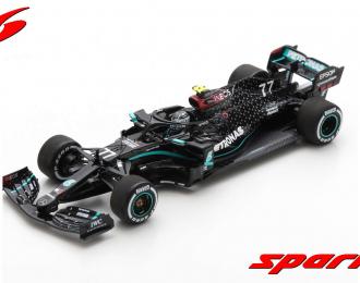 Mercedes-AMG F1 W11 EQ Performance #77 Победитель Austrian GP 2020 Valtteri Bottas