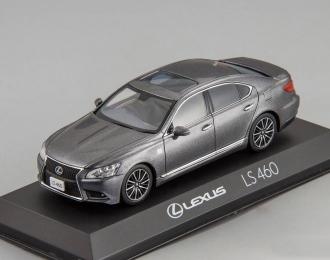 LEXUS LS460 F Sport, grey