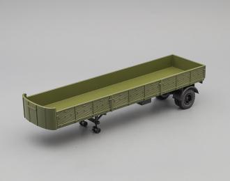 МАЗ 93801/2 полуприцеп, хаки