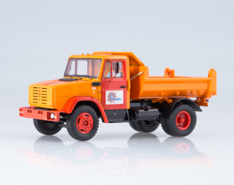ЗИЛ-ММЗ-45085 Аварийная служба, оранжевый / красный