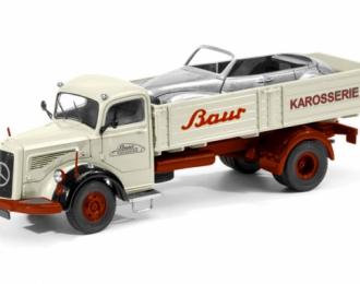 "MERCEDES-BENZ L6600 ""Karosseriewerk Baur"" with BMW 502 body, L.e. 1000 pcs."