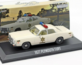 "PLYMOUTH Fury ""Hazzard County Sheriff"" 1977 (из к/ф ""The Dukes of Hazzard"")"