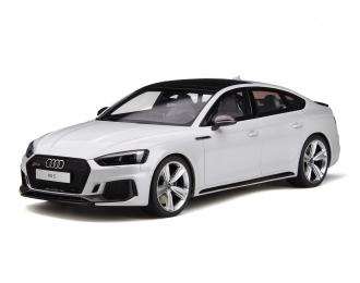 Audi RS5 Sportback - 2019 (grey)