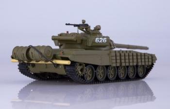 Т-72Б, Наши танки 8