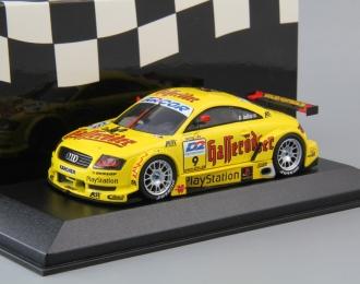 AUDI TT-R DTM Team Abt L. Aiello #9 (2000), yellow