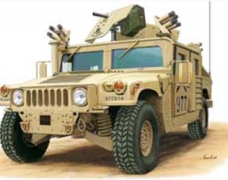 Сборная модель M1114 Up-Armored Tactical Vehicle