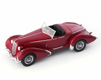 Amilcar G36 Pegase GP Roadster, dark red, France, 1935