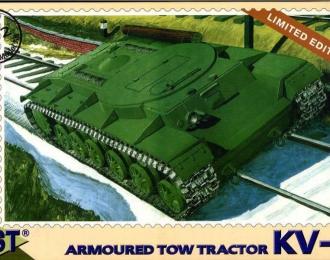 Сборная модель Бронированный тягач КВ-Т