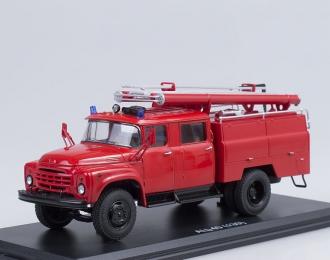 АЦ-40 (130) ДПД без надписей, красный