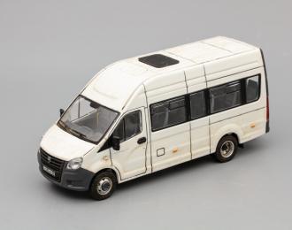 (Конверсия!) ГАЗель Next A65R32 пассажирская, белый
