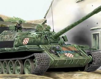 Сборная модель Танк Т-55А