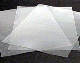 Прозрачный пластик 0,25 мм, 2 лист/уп., 15x30 см