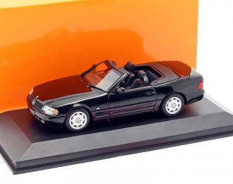 Mercedes-Benz SL - 1999 (black)