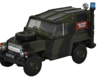 "LAND ROVER Series III 1/2 Ton Lightweight Hard Top ""Military Police"" 1972"