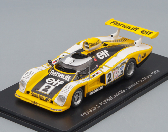 Alpine Renault A442B #2 D.Pironi - J.P.Jaussaud победитель Le Mans 1978