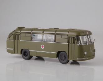 ЛАЗ-695Б Санитарный, Наши автобусы Спецвыпуск 1