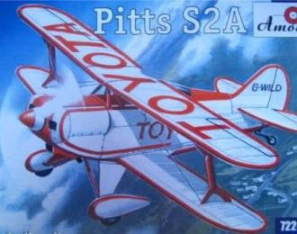 Сборная модель Самолет Pitts S2A
