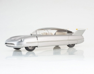 BORGWARD Traumwagen, silver without show case