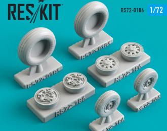 F-35 (C) wheels set