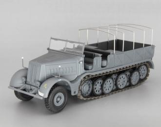 полугусеничный тягач FAMO Sd.Kfz.9 18 Ton 1943
